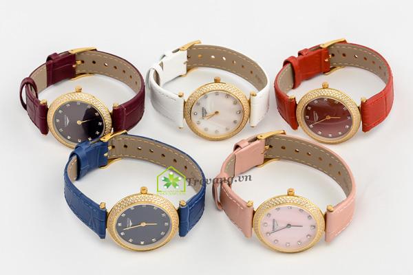 Đồng hồ Longines nữ L4.635.2 đã màu sắc