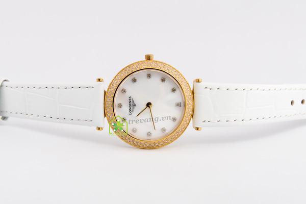 Đồng hồ Longines nữ L4.635.2 kiểu dáng thanh lịch