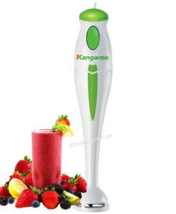 Máy xay sinh tố cầm tay Kangaroo KG 575G xay hoa quả