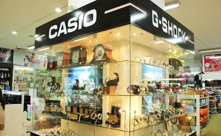 Đồng hồ Casio nam EFR-523FG-1A bảo hành 2 năm