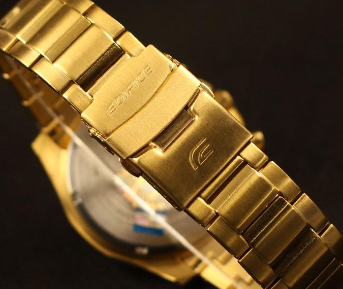 Đồng hồ Casio nam EFR-523FG-1A khóa