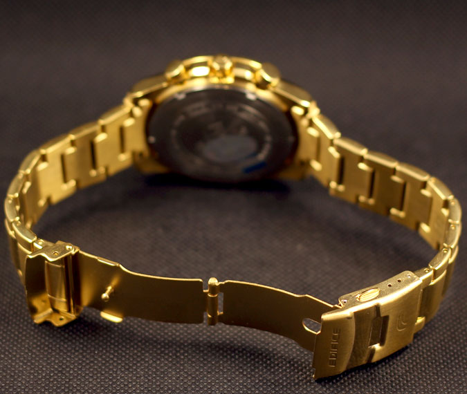 Đồng hồ Casio nam EFR-523FG-7A mặt sau