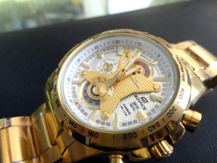 Đồng hồ Casio nam EFR-523FG-7A đẳng cấp