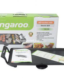 Bếp nướng điện không khói Kangaroo KG198 đen