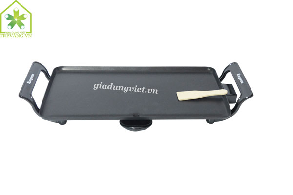 Bếp nướng điện không khói Kangaroo KG198 mâm nướng rộng