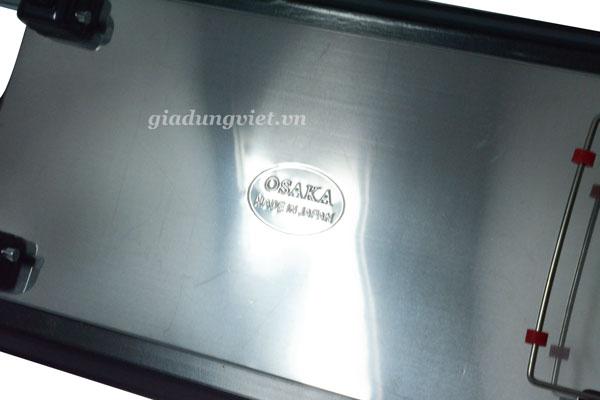 Bếp nướng điện không khói Osaka OS-05 mặt đen