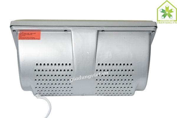 Đèn sưởi nhà tắm Braun KN02G ô thoáng