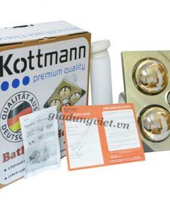 Đèn sưởi nhà tắm Kottmann K4B-T