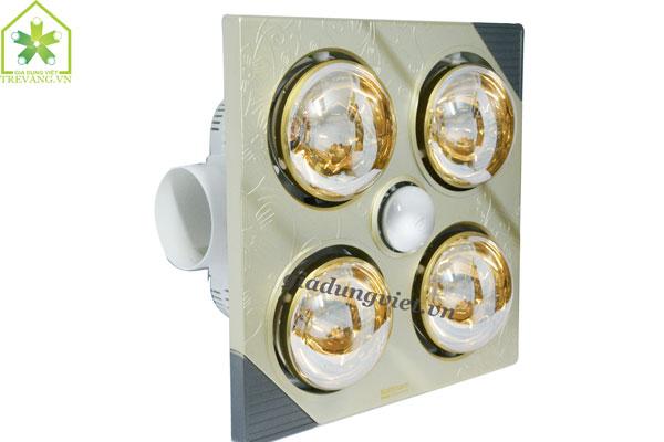 Đèn sưởi nhà tắm Kottmann K4B-T - đèn sưởi âm trần