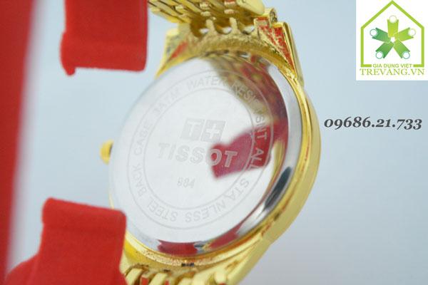 Đồng hồ Tissot nam T41.8 máy Quartz