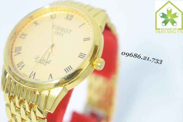 Đồng hồ Tissot nam T41.8 núm chỉnh