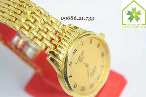 Đồng hồ Tissot nam T41.8 Gold sang trọng