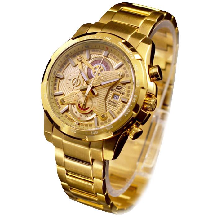 Đồng hồ Casio nam EFR-523FG-9A đẳng cấp