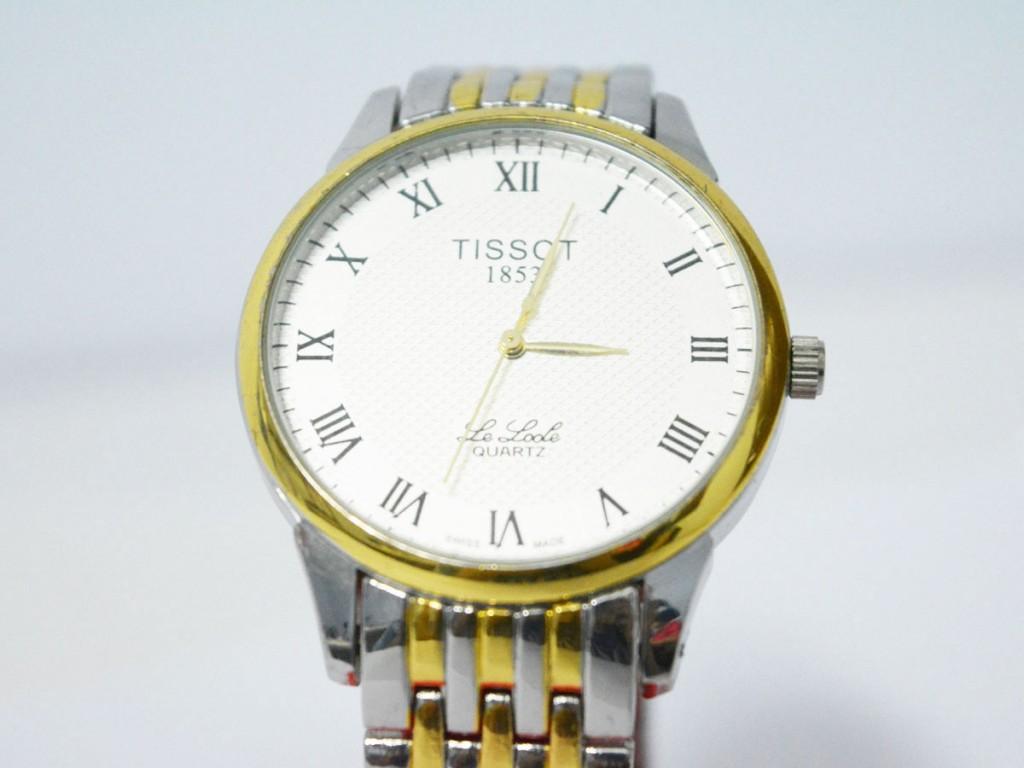 Đồng hồ Tissot nam T41.1 Le Locle mặt trắng