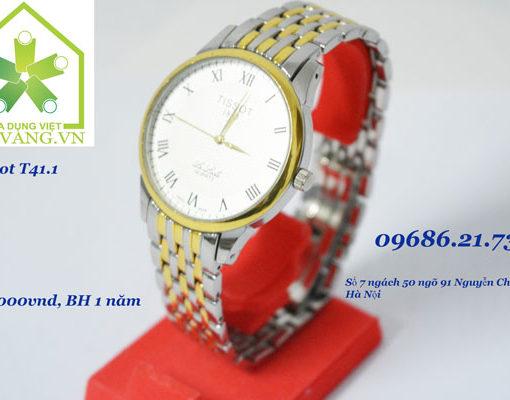Đồng hồ Tissot nam T41.1 Le Locle trắng