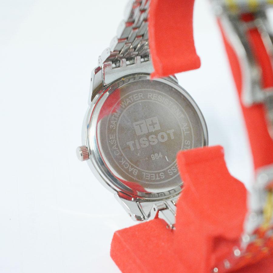 Đồng hồ Tissot nam T41.1 Le Locle chốt gập