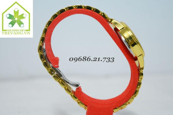 Đồng hồ Tissot nữ T41.6 dây đeo mềm mại