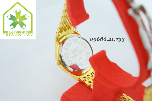 Đồng hồ Tissot nữ T41.6 máy Quartz