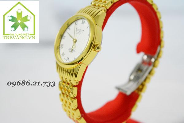 Đồng hồ Tissot nữ T41.6 kiểu dáng thanh lịch