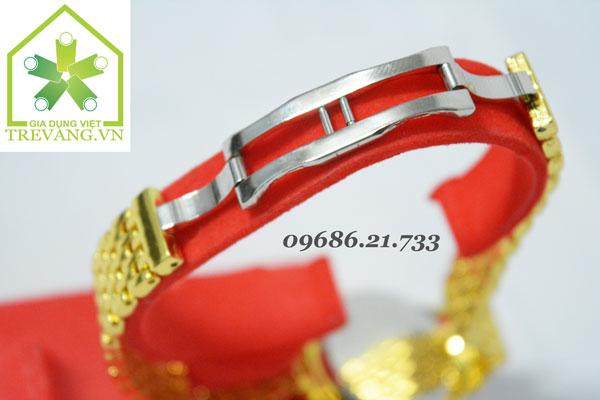 Đồng hồ Tissot nữ T41.7 chốt gập thời trang