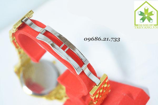 Đồng hồ Tissot nam T41.3 Gold khóa