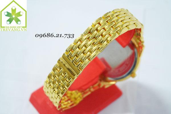 Đồng hồ Tissot nam T41.3 Gold dây sợi nhỏ