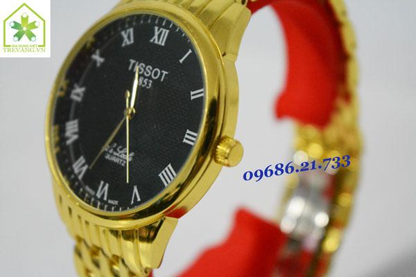 Đồng hồ Tissot nam T41.3 Gold chốt