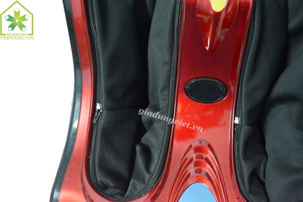 Máy massage chân Shachu KRS-C11 dễ sử dụng