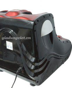 Máy massage chân Shachu KRS-C11 mặt sau