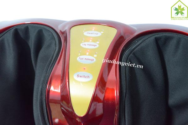 Máy massage chân Shachu KRS-C11 phím chọn
