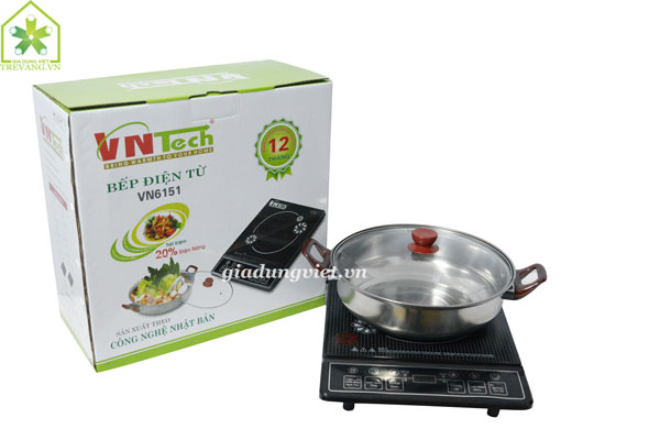 Bếp điện từ đơn VNTech VN6151