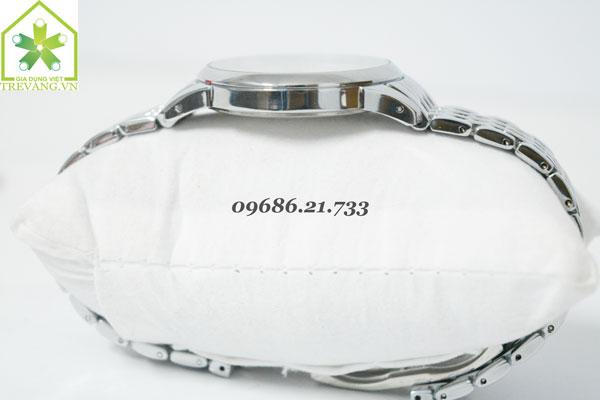 Đồng hồ Tissot nam T41.1 nhìn nghiêng dây