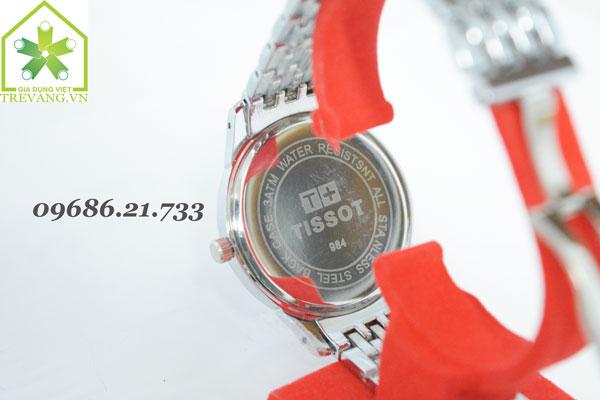 Đồng hồ Tissot nam T41.1 mặt sau