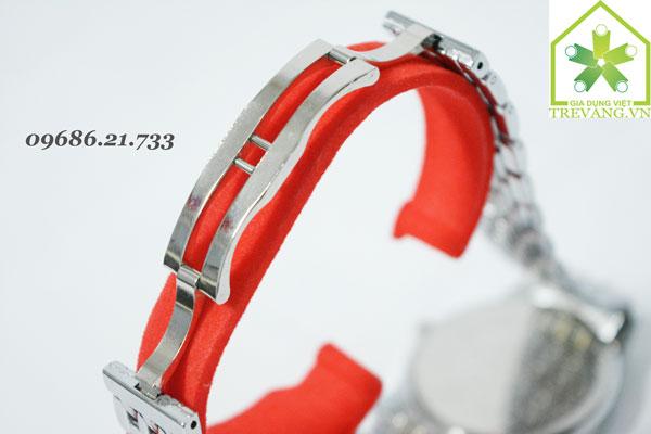 Đồng hồ Tissot T41.2 chốt gập