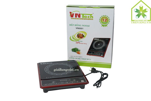 Bếp hồng ngoại VnTech VN6001