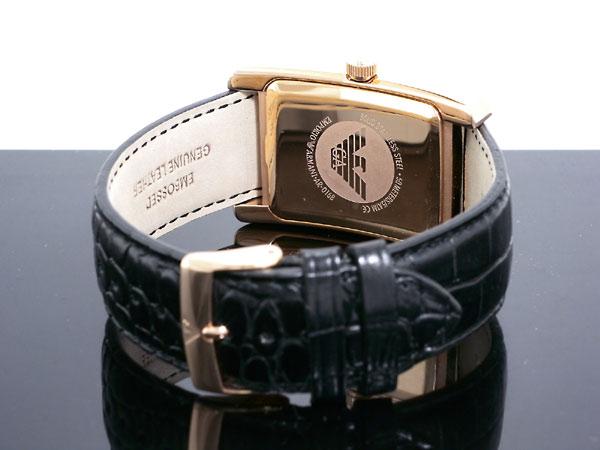 Đồng hồ Armani nam AR0168 dây da