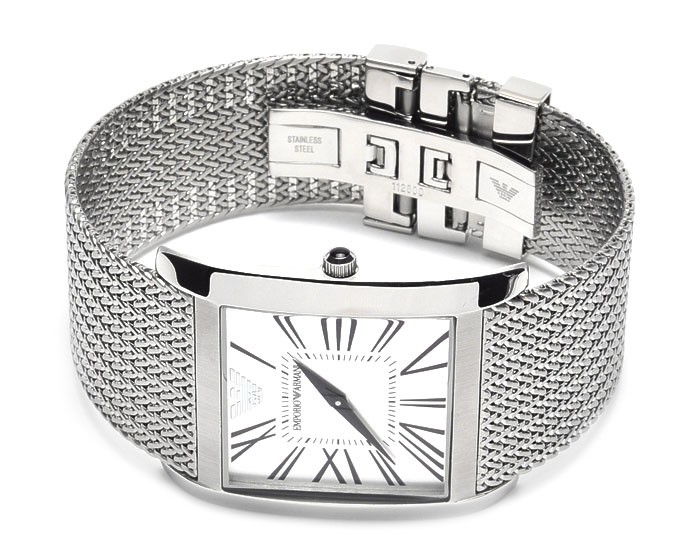 Đồng hồ Armani nam AR2014 mặt trắng