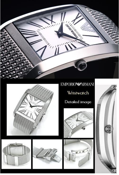 Đồng hồ Armani nam AR2014 sang trọng