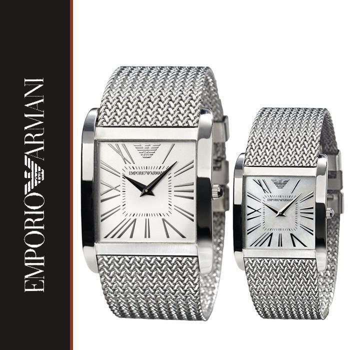Đồng hồ Armani nam AR2014 nam và AR2015 nữ