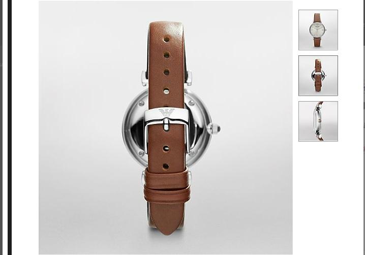 Đồng hồ Armani nữ AR1679 chốt khoá