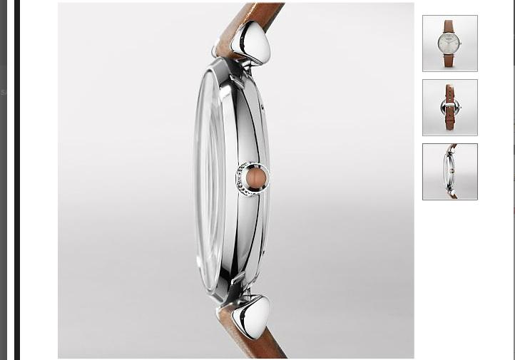 Đồng hồ Armani nữ AR1679 núm chỉnh