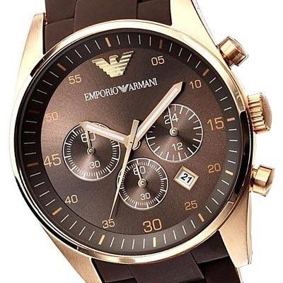 Đồng hồ Armani nữ AR5891 chi tiết mặt số