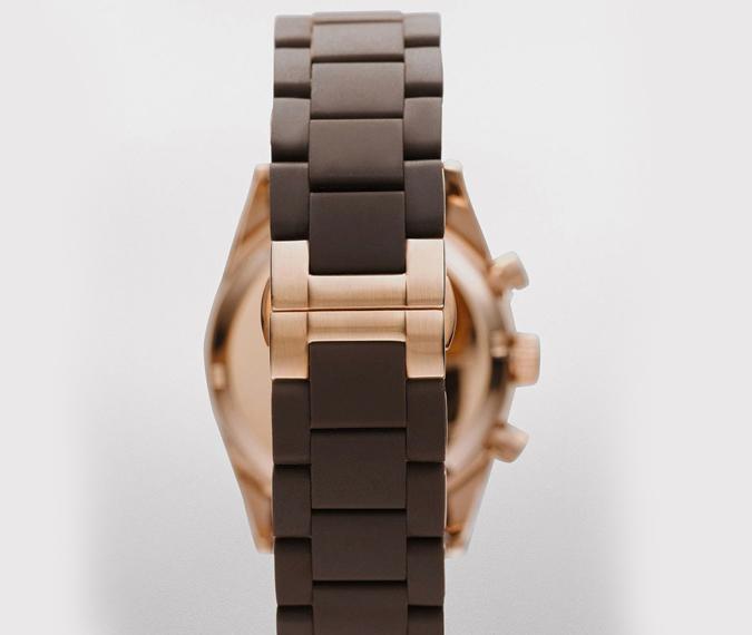 Đồng hồ Armani nữ AR5891 chốt bấm