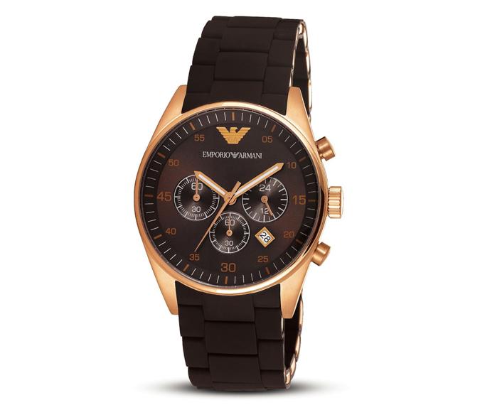 Đồng hồ Armani nữ AR5891 máy Quartz
