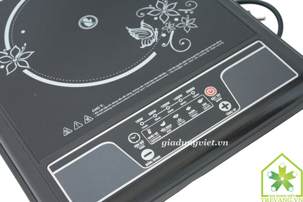 Bếp điện hồng ngoại VNTech VN6012 đa chức năng