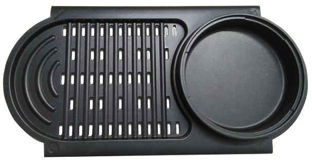 Bếp nướng điện không khói Philiger PLG-6066 mặt bếp