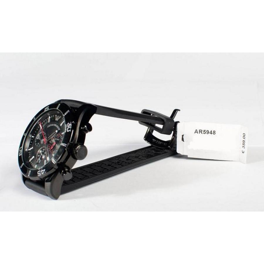 Đồng hồ Armani nam AR5948 dây silicone