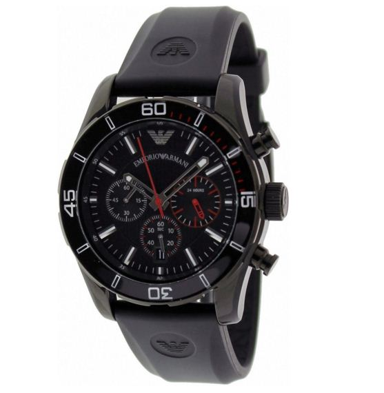 Đồng hồ Armani nam AR5948 đen