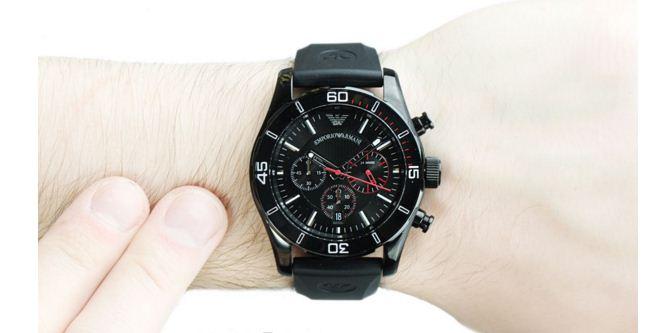 Đồng hồ Armani nam AR5948 đeo tay