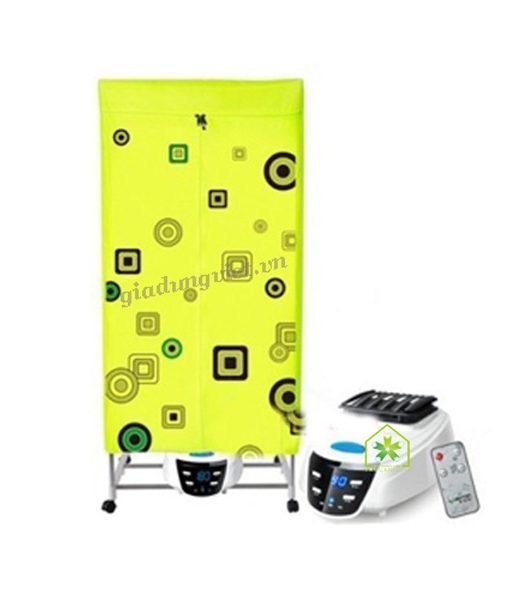 Tủ sấy quần áo Shachu SH168 có điều khiển
